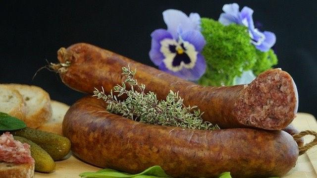 recette saucisse de toulouse au four