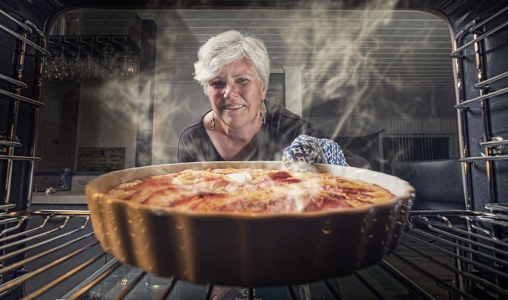 temps de cuisson tarte aux pommes par Guylaine