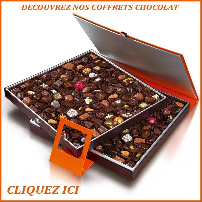 decouvrez nos coffret de chocolat